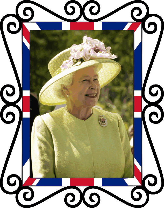Queen Elizabeth II tribute