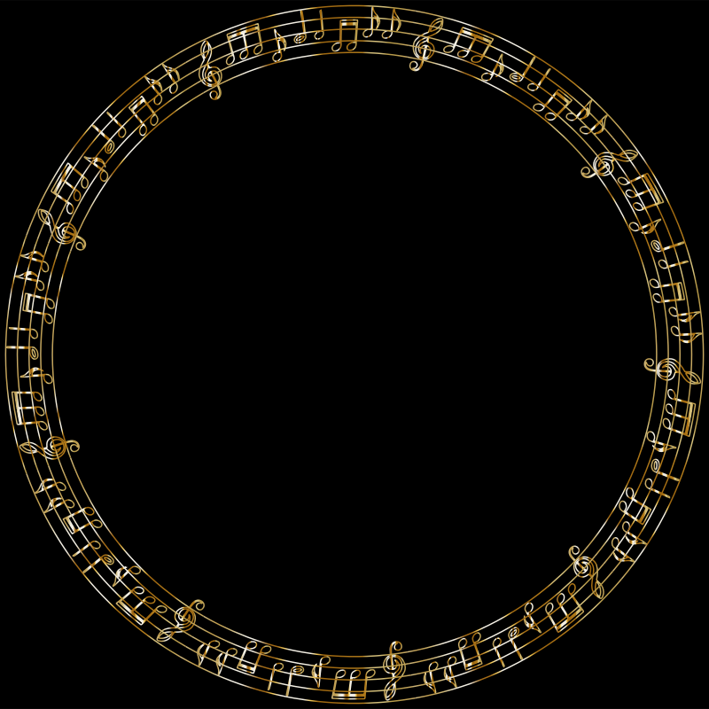 Golden Musical Circle