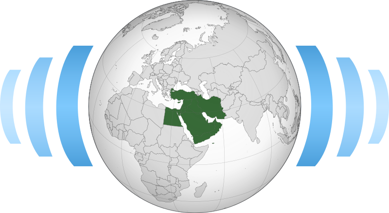 Wikinews Middle East