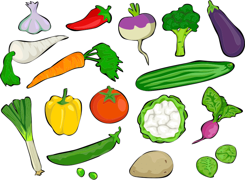 Smorgasboard Of Vegetables