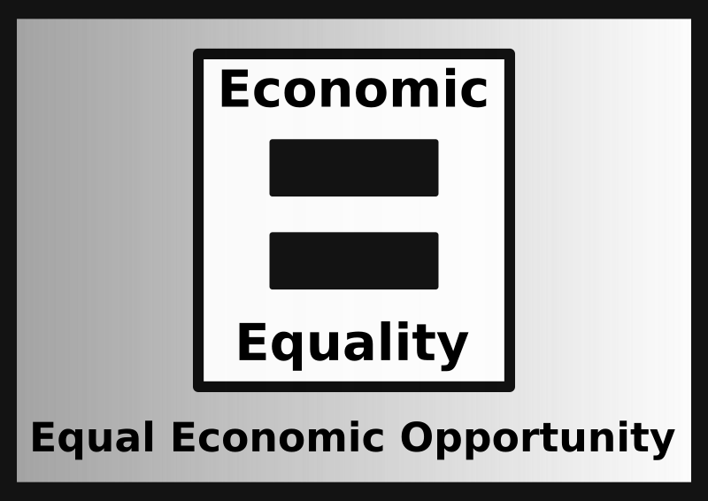 Equal Economic Opportunity