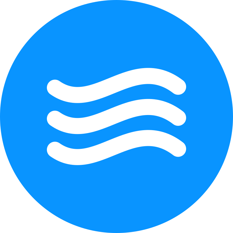 Simple Water Icon 1
