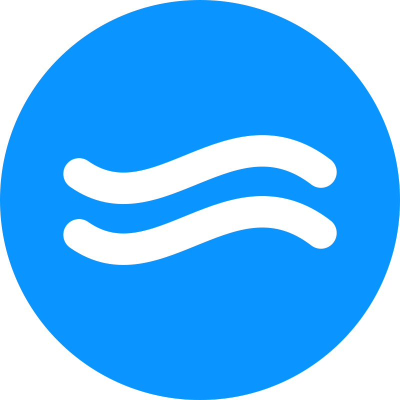 Simple Water Icon 2