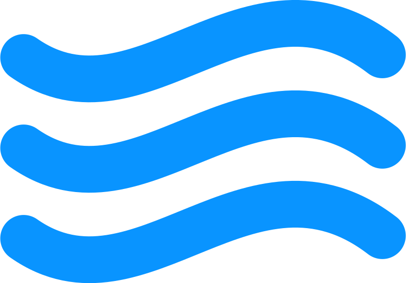 Simple Water Icon 3