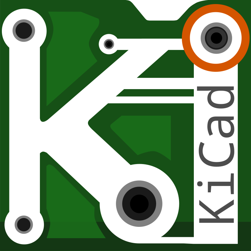 KiCad icon and logo