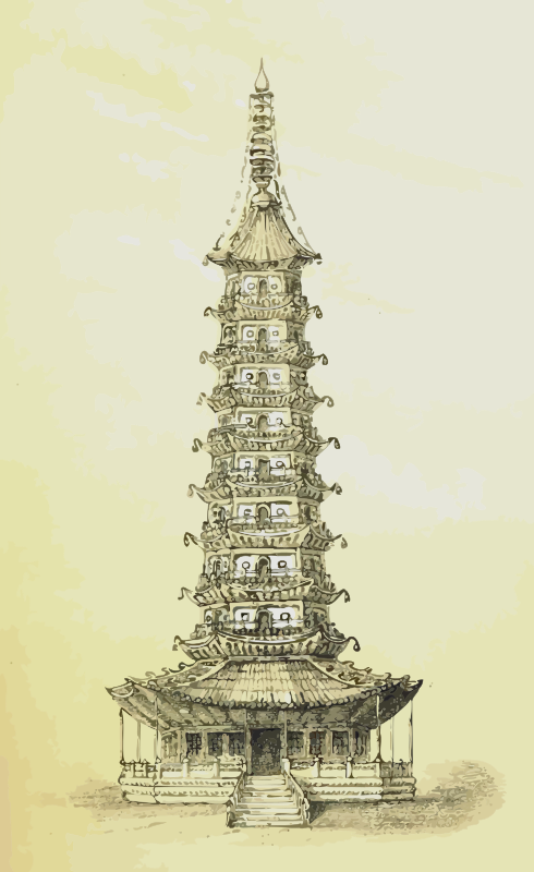 Porcelain Tower