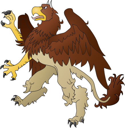 Rampant Griffin