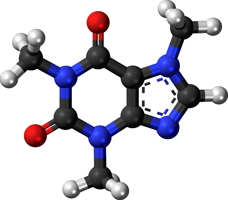 Famous (and infamous) molecules 3 - caffeine