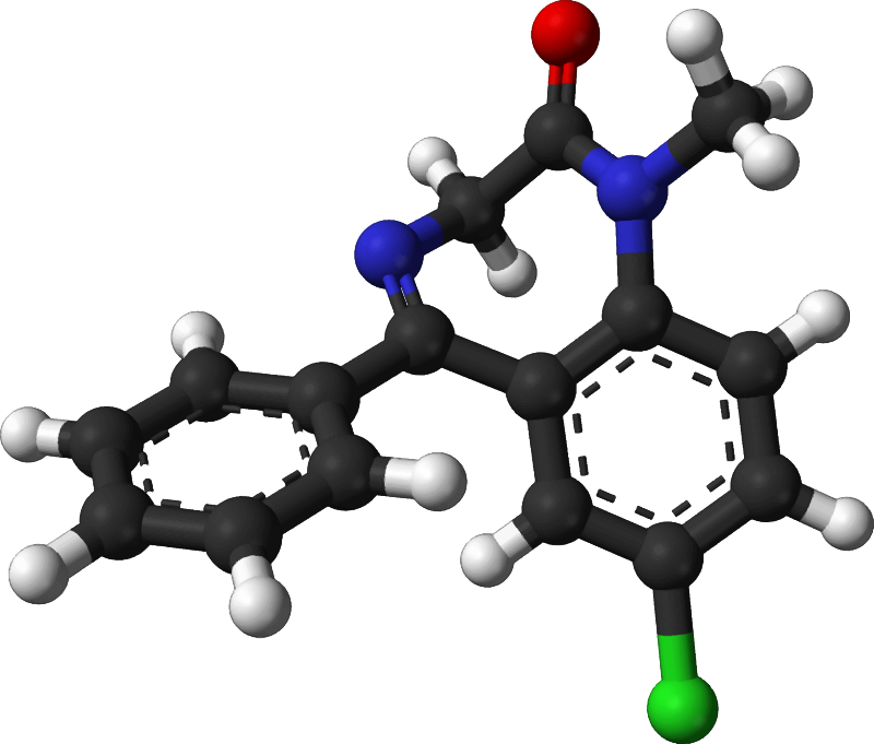 Famous (and infamous) molecules 8 - diazepam