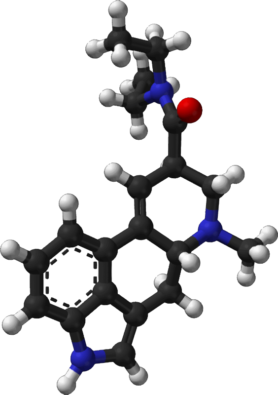 Famous (and infamous) molecules 13 - LSD