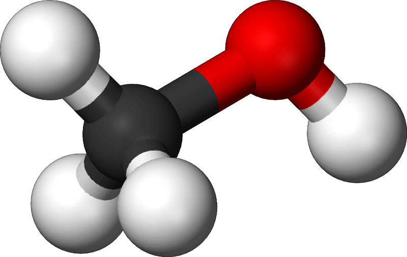 Famous (and infamous) molecules 16 - methanol