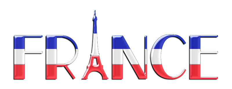 France Typography Enhanced 2