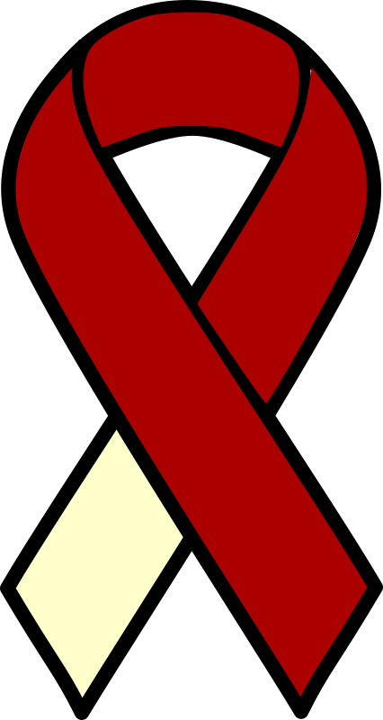 Head and Neck Cancer Ribbon