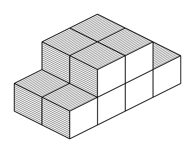 isometric drawing task 08