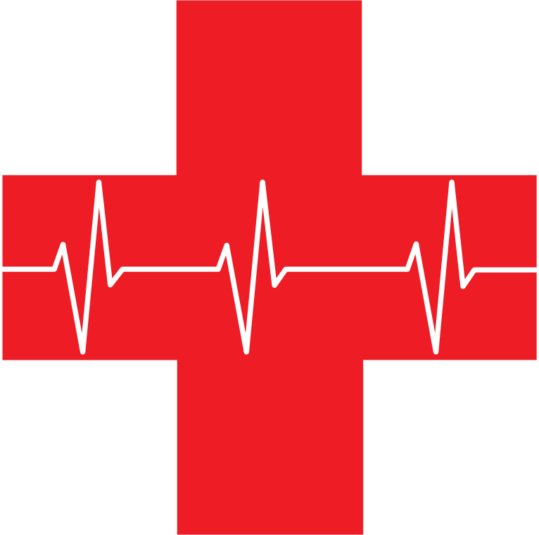 Red Cross First Aid Icon Optimized