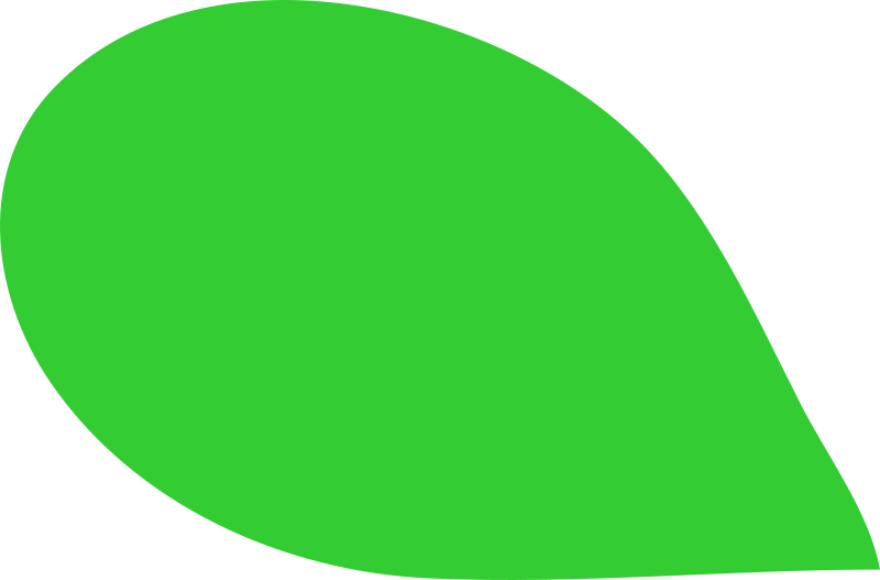 Rounded leaf