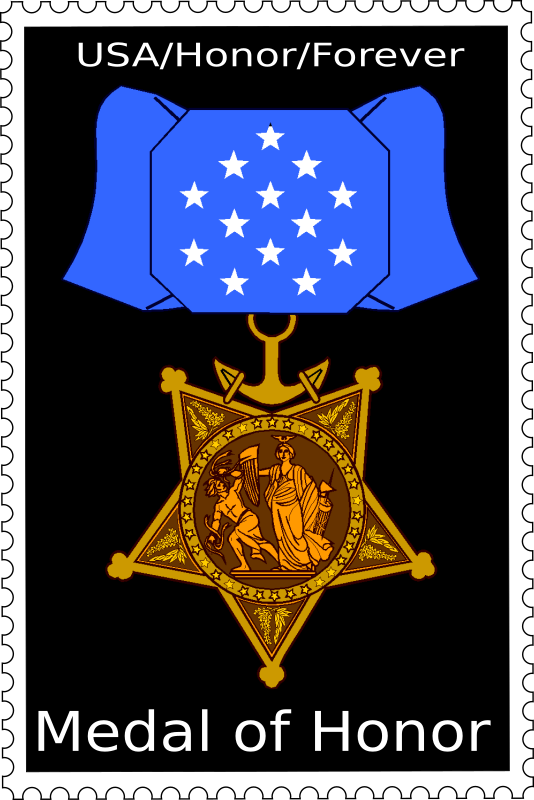 Medal of Honor Stamp
