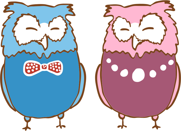 Anthropomorphic Owls 2
