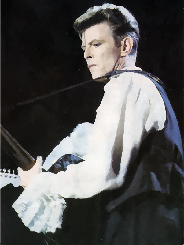 David Bowie Rock In Chile September 1990