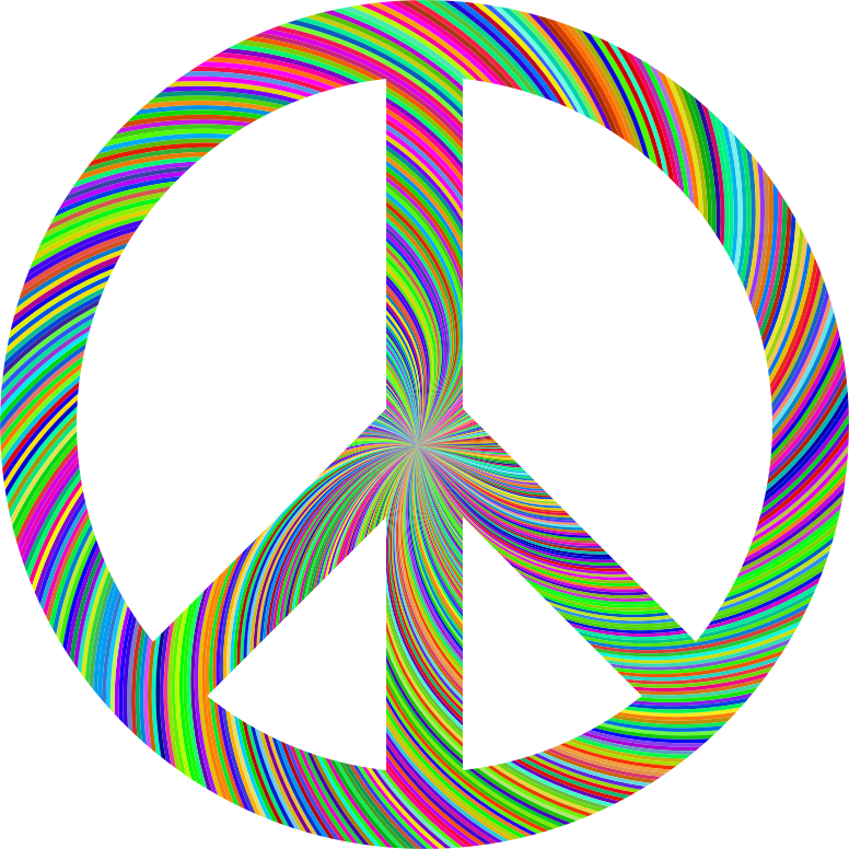Sixties Peace Sign