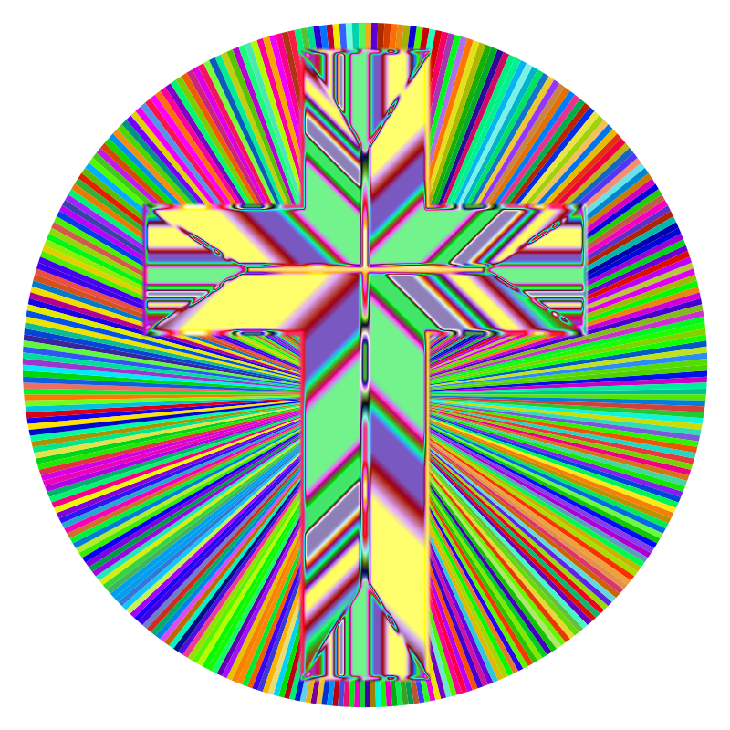 Prismatic Refractive Cross