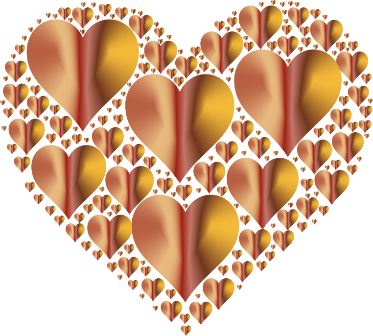 Hearts In Heart Rejuvenated 7 No Background