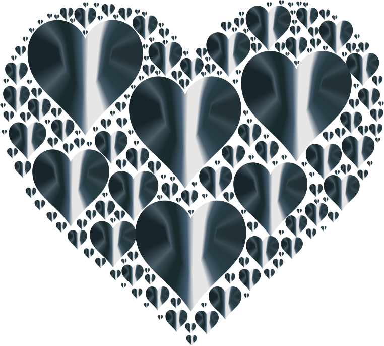 Hearts In Heart Rejuvenated 9 No Background