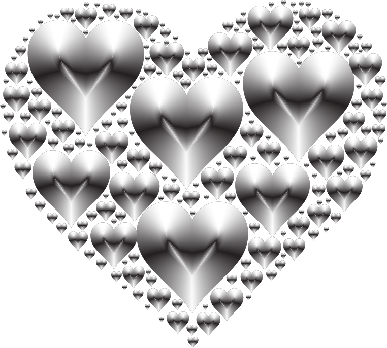Hearts In Heart Rejuvenated 15 No Background