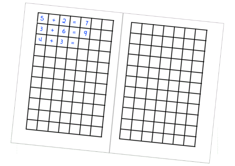 German Math Grid