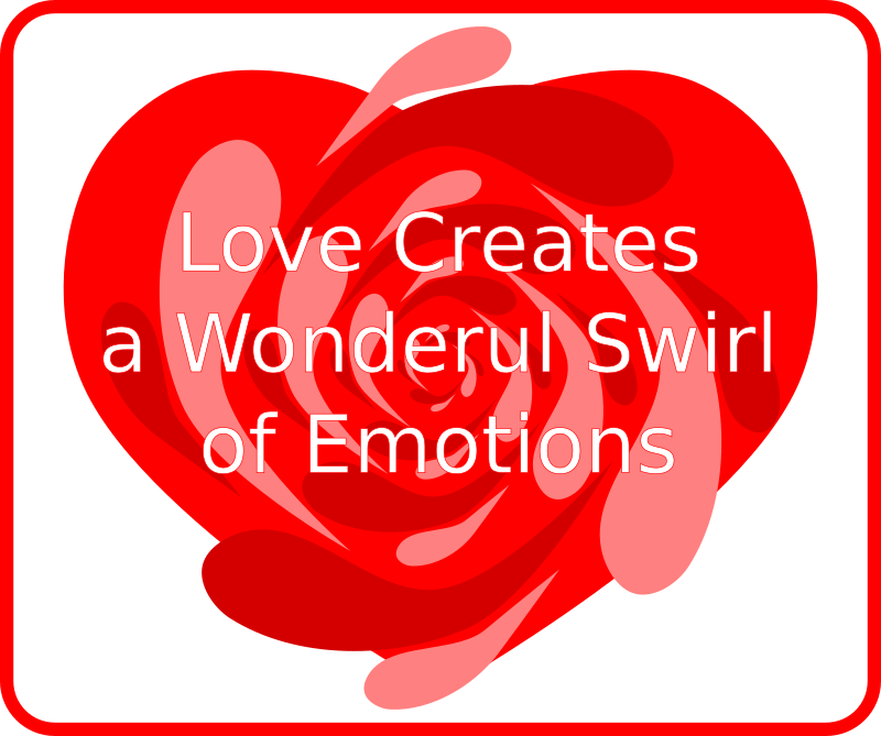 Love Emotional Swirl