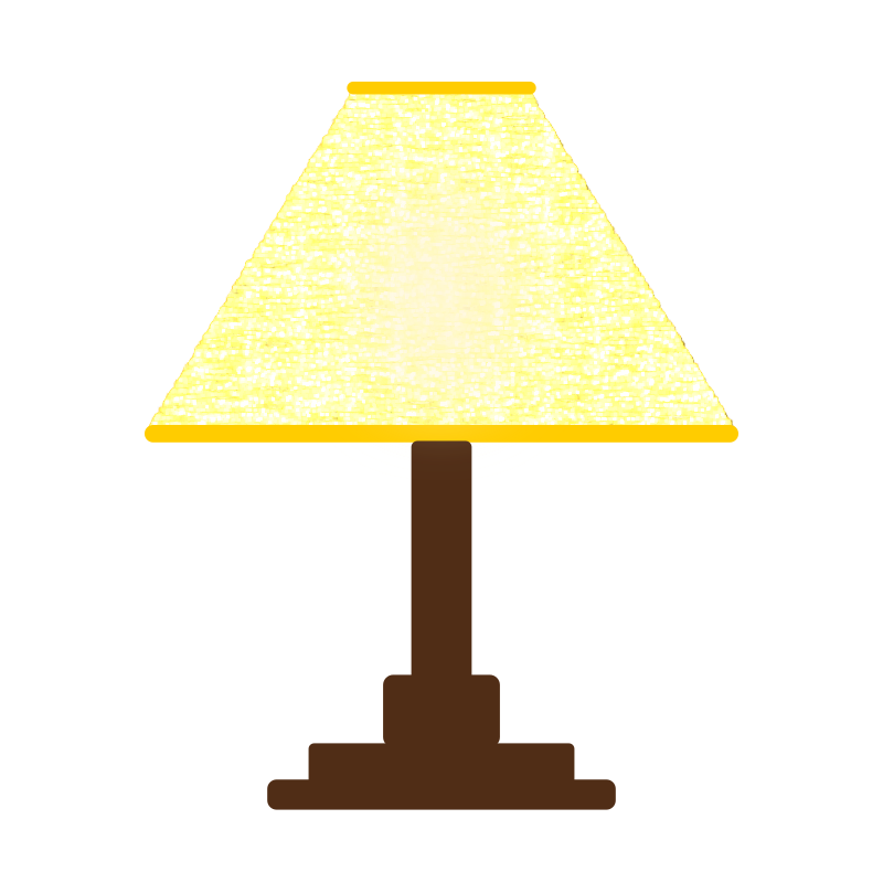 YELLOW LAMP SHADE-simple-three-color