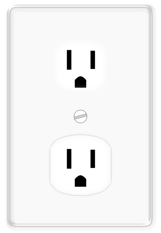 Duplex Socket (USA)