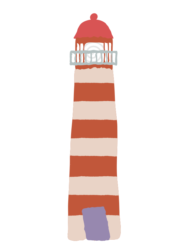 Crooked lighthouse 1