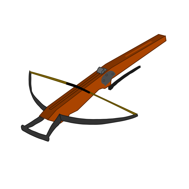 My second crossbow