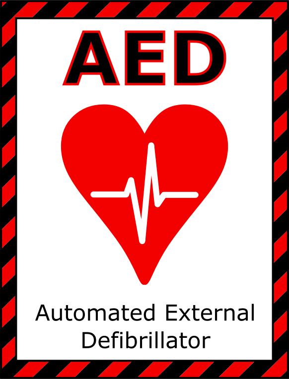 AED Sign 2