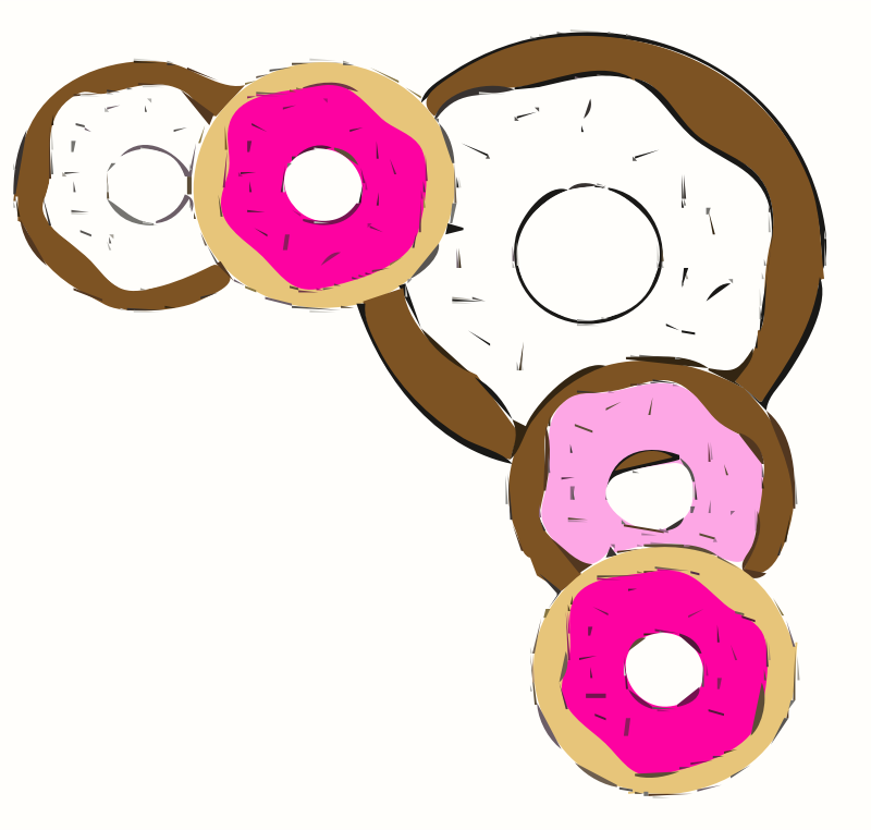 do you like doughnuts? 3