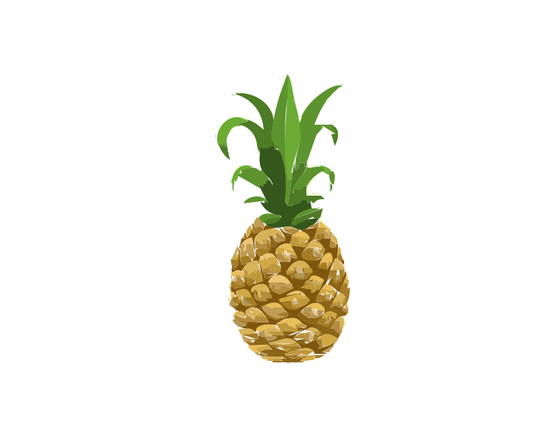 Food pineapple remix