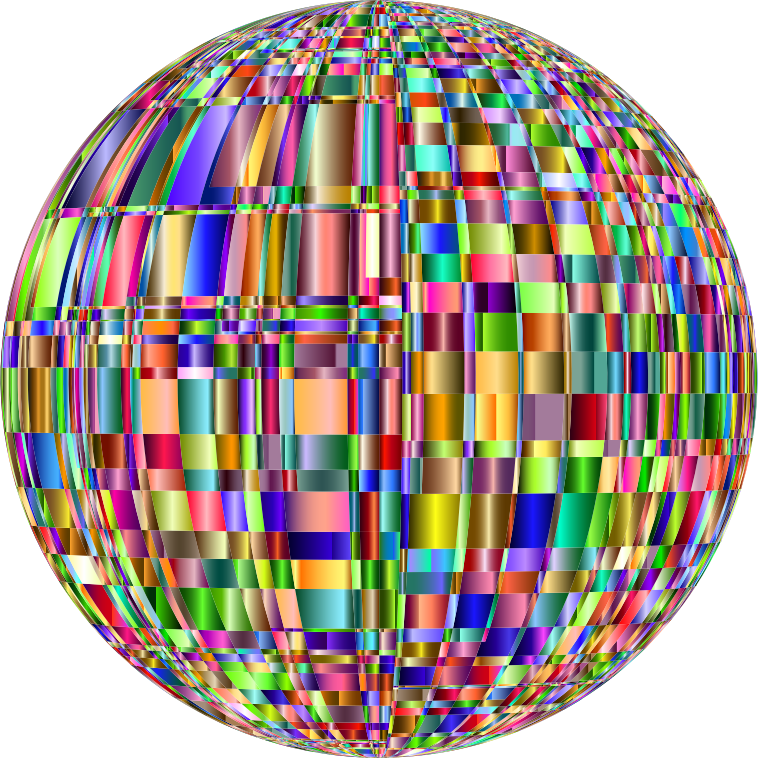 Checkered Chromatic Sphere