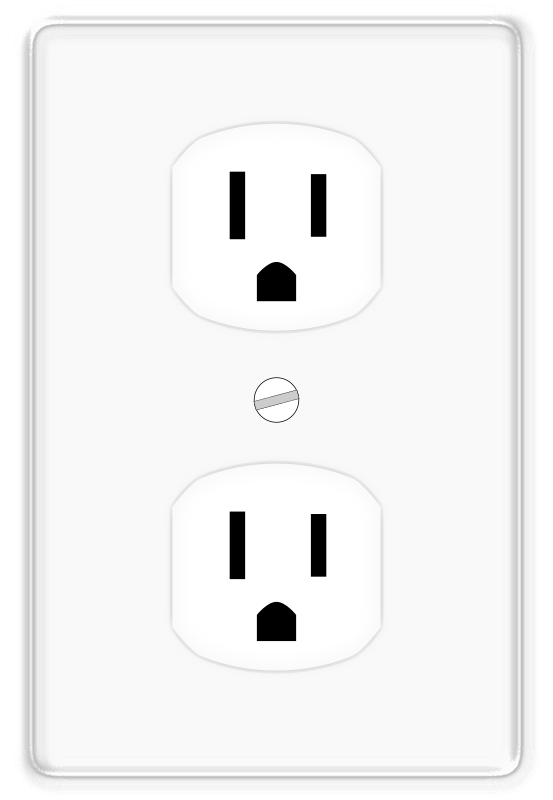 Duplex Socket (Fixed)