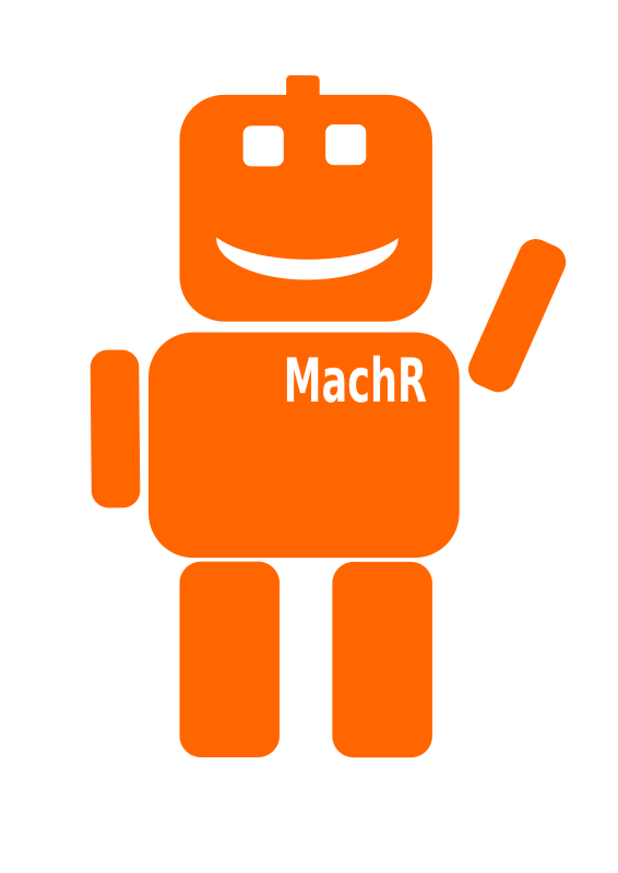 Robot MachR smile