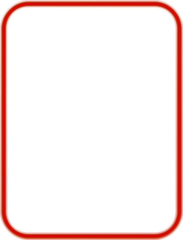 Red Neon Border