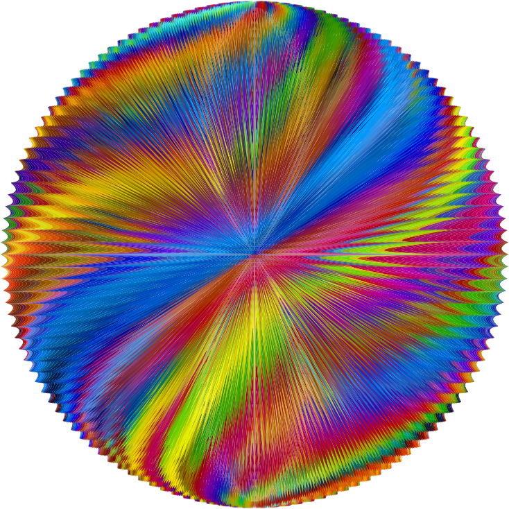Prismatic Psychedelic Orb