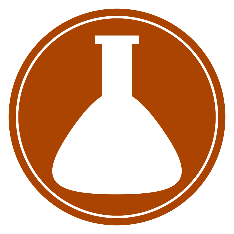 Conical Flask- Chemistry