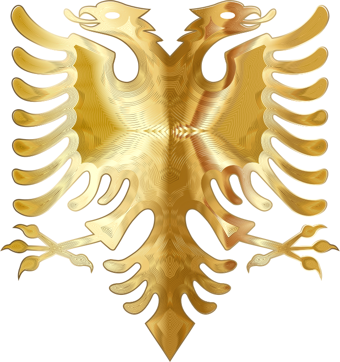 Golden Double Headed Eagle 2