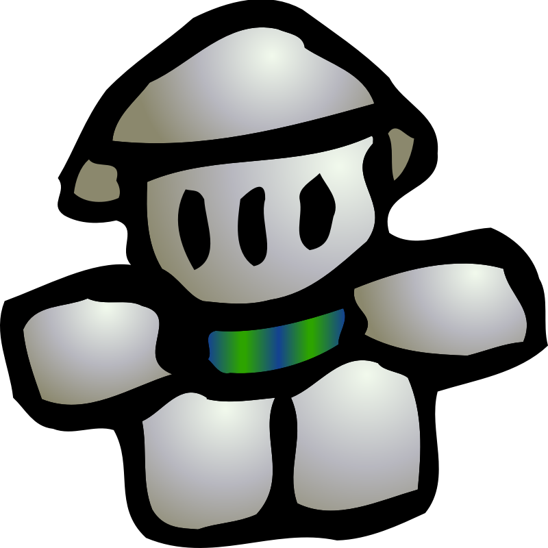 blue knight icon
