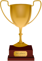 Engraved Trophy