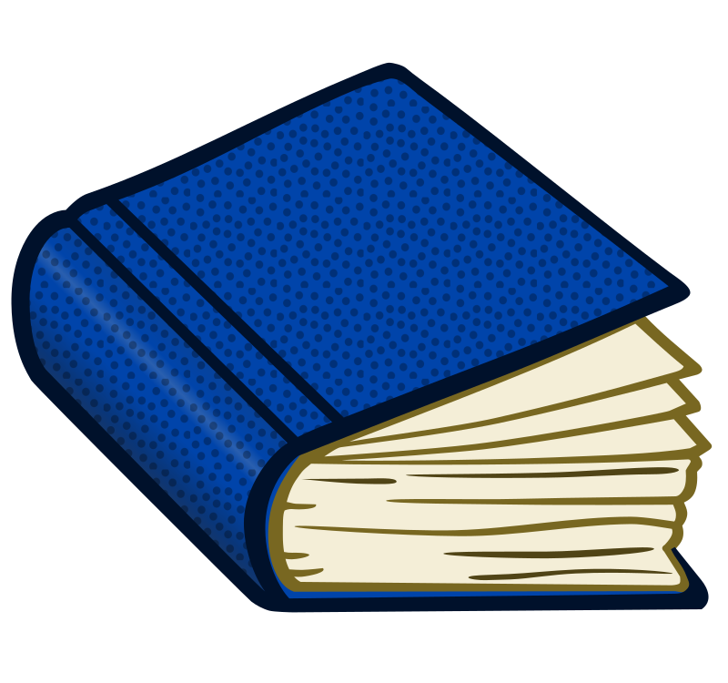 book - coloured