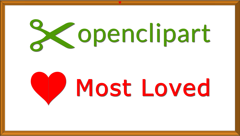 Openclipart Most Loved