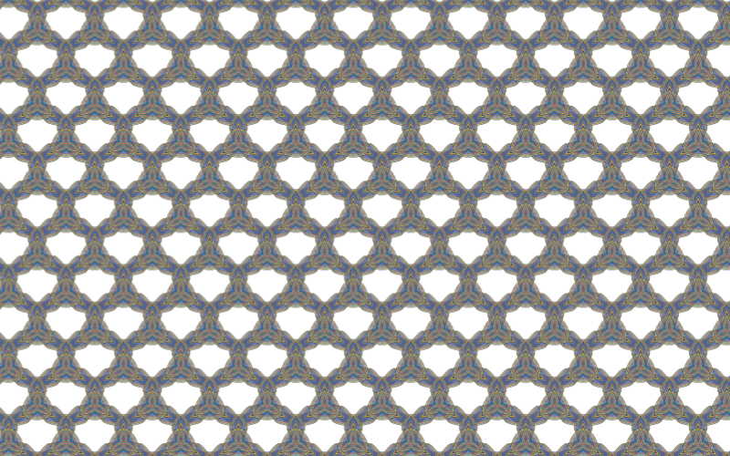 Seamless Prismatic Waves Pattern 5