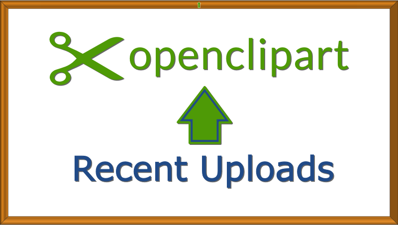 Openclipart Recent Uploads